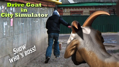 Drive Goat in City Simulator screenshot two