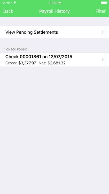 Gantt Driver Application screenshot-3
