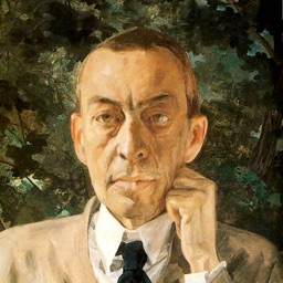 Rachmaninoff - interactive book