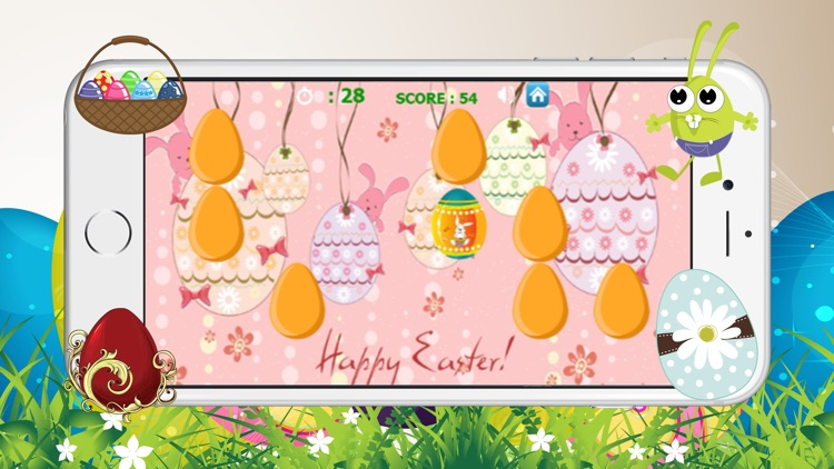 Happy Easter Matching Test Skill