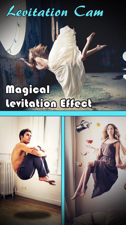 Levitation Camera - Illusion Photo Editor to Erase Background & Float Yr Picture