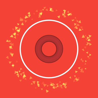 Amazing Circle Color Swap by top free apps ltd
