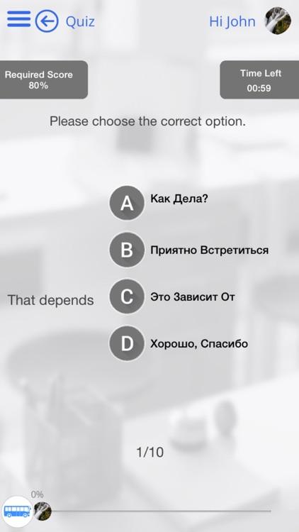 Learn Russian via Videos by GoLearningBus