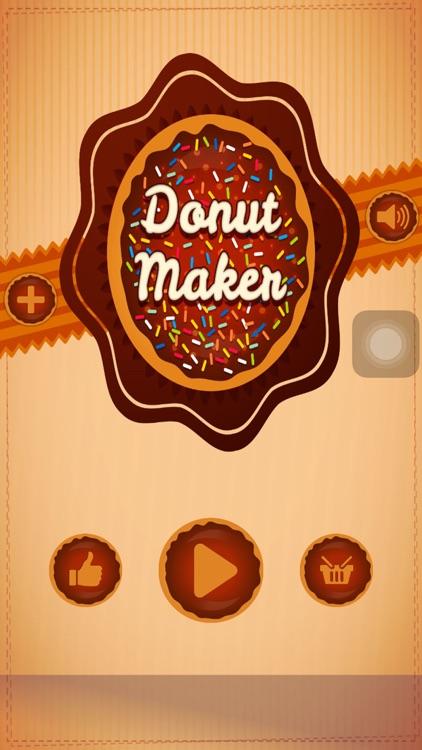 Donut Maker Fun Game screenshot-4