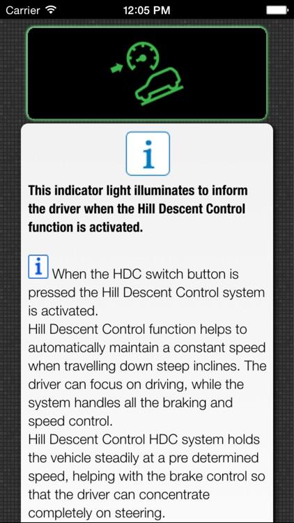 App for Subaru Warning Lights & Problems screenshot-4