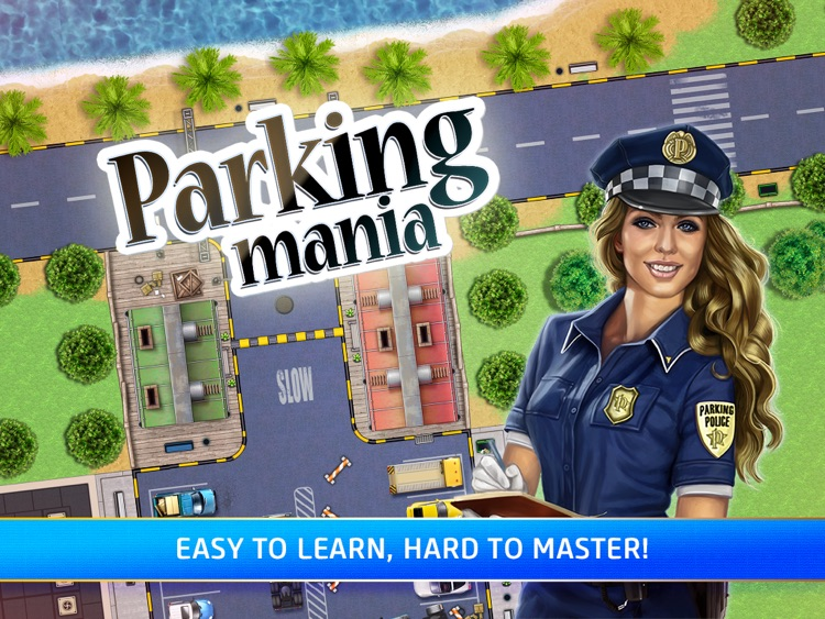 Parking Mania HD Free screenshot-0