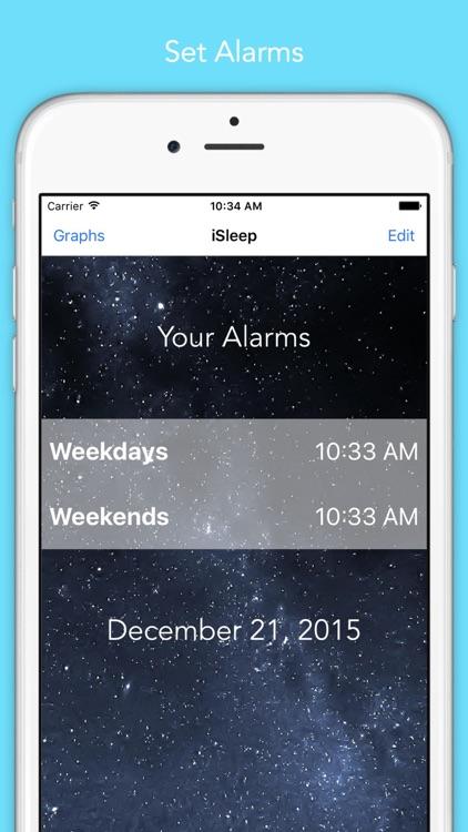 iSleep - Sleep Tracker