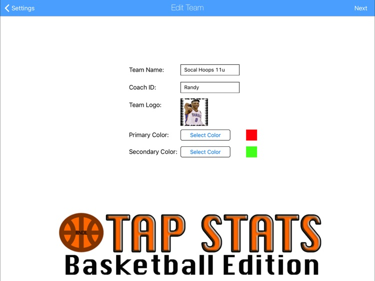 Tap Stats screenshot-2