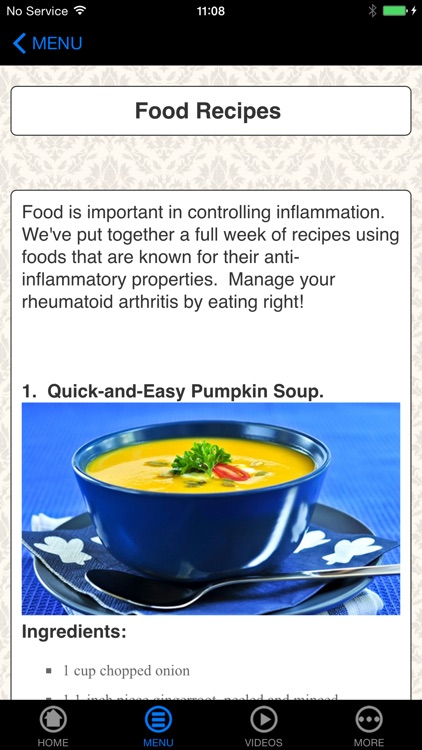 Anti-Inflammatory Diet - Beginner's Guide screenshot-1