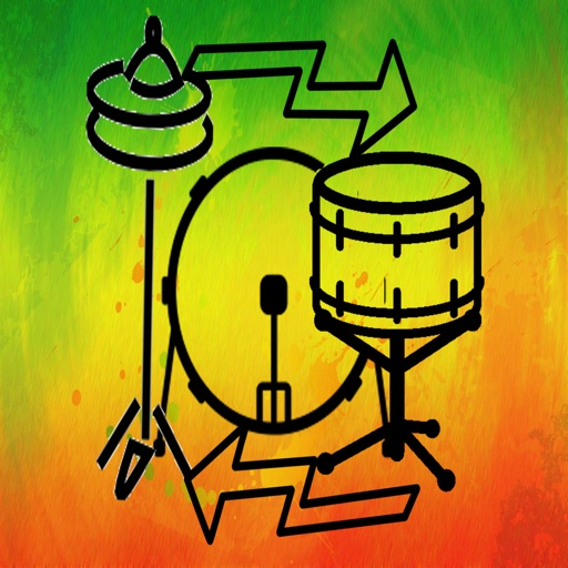 Reggae Drum Loops