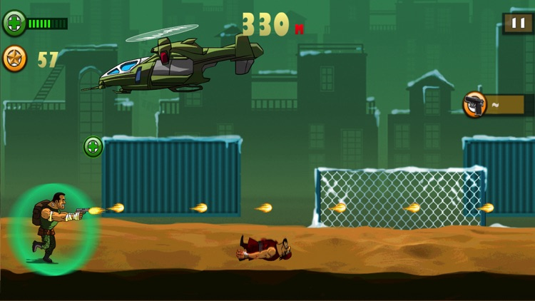 Commando Mission 2: American Soldier vs. Mean Guerrilla Army Nation at War Game screenshot-3
