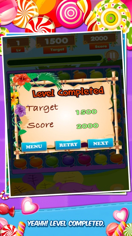 Candy Pop Mania - Match Free games screenshot-3