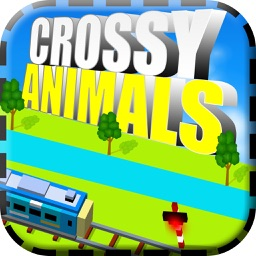 Crossy Animals - Endless Cross