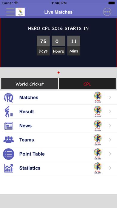 CPL - Caribbean Premier League screenshot two