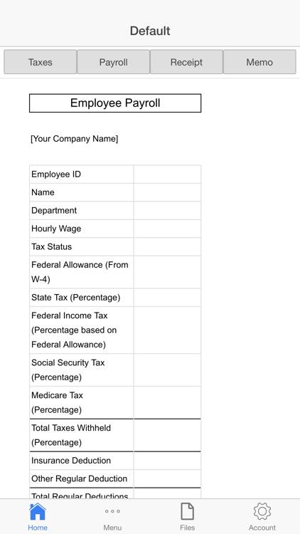 Business Payroll screenshot-3