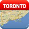 Toronto Offline Map - Aeropuerto Metro City