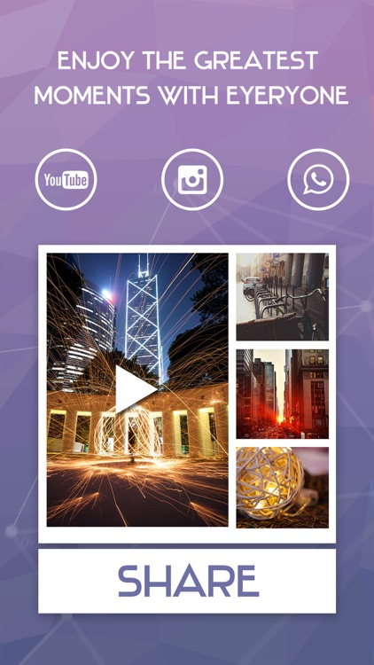 Video Frame Editor & Photo Collage Maker screenshot-4