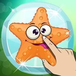 Happy Fish Blox - Block Tap Fun