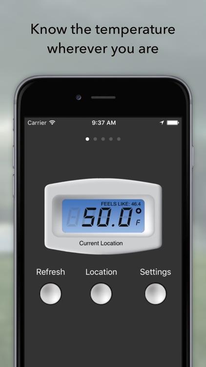Free Digital Temperature