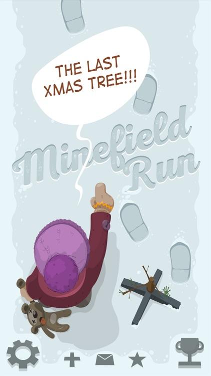 Minefield Run: Xmas Tree