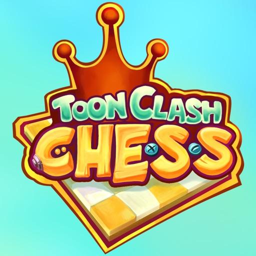Шахматы: Битва Мультяшек (Toon Clash CHESS)