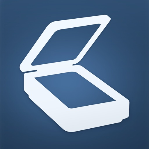 Tiny Scanner+ - PDF scanner to scan document, receipt & fax application logo
