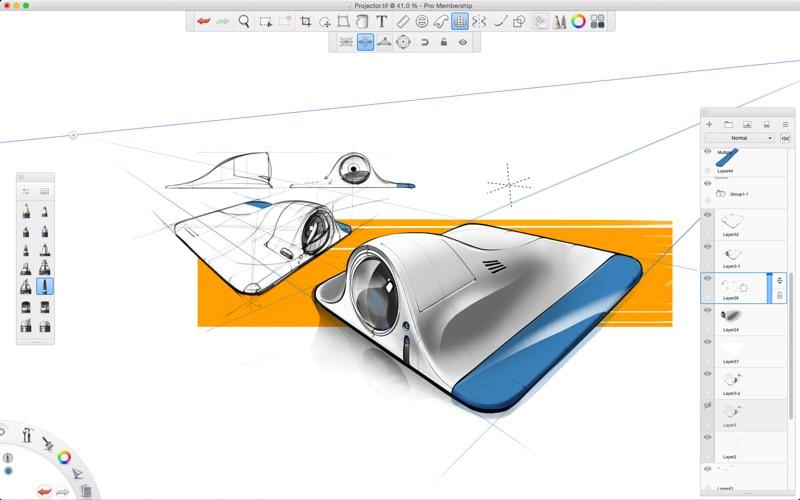 SketchBook Screenshot