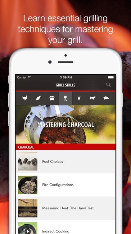 Weber® Grills screenshot-4