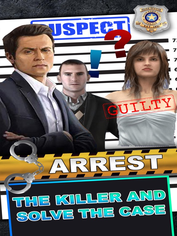 Criminal Justice (Pro) : Investigation Of Crime Scene | App Price Drops