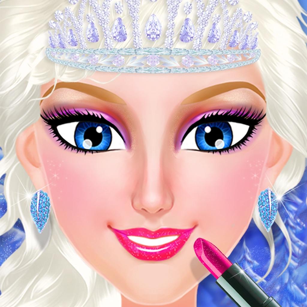 Frozen Ice Queen - Beauty SPA
