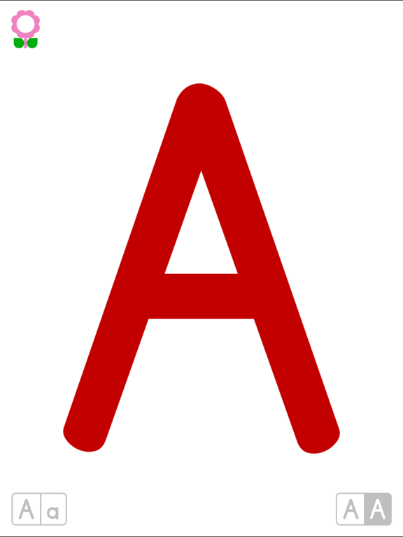 Colorful ABC (Nursery English Alphabets Flashcards for Kids | Montessori Education)-ipad-1