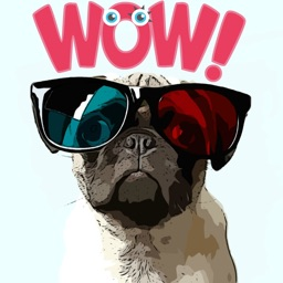 PugMojGif - Animated Pug Gifs for messaging