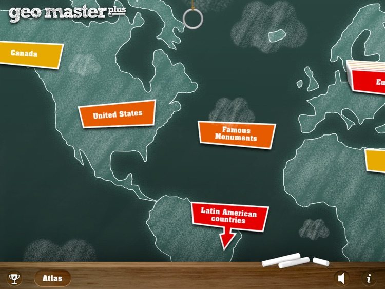 GeoMaster Plus HD screenshot-0