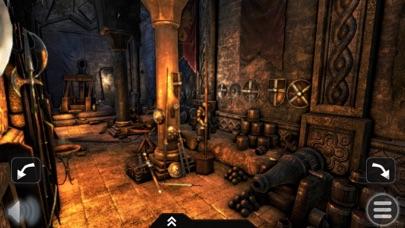 呪われし王宮: 3D映像・アイテム探求型冒険ゲーム FREEのおすすめ画像1