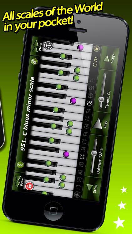 Piano Chord-Scales screenshot-4