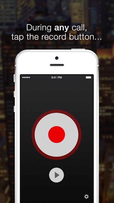 Screenshot for TapeACall Pro: Call Recorder in New Zealand App Store