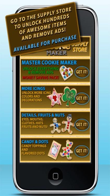 Cookie Maker screenshot-4