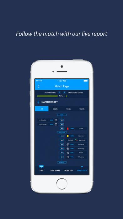 bettingexpert LIVE screenshot four