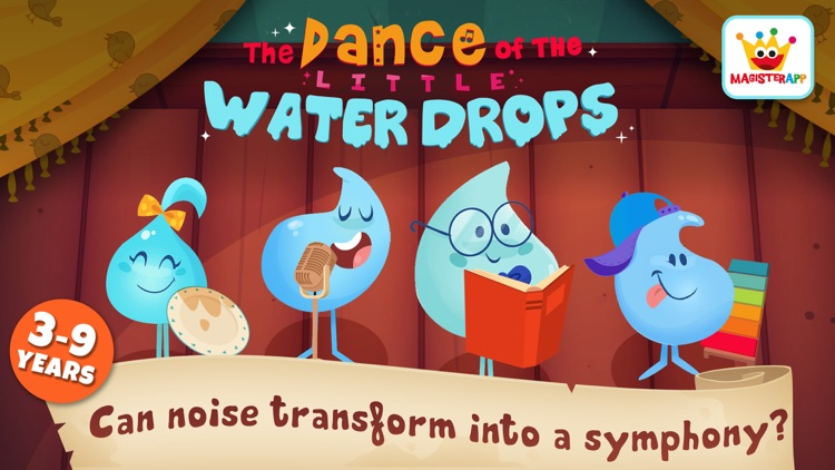 The Dance of the Little Water Drops screenshot-0