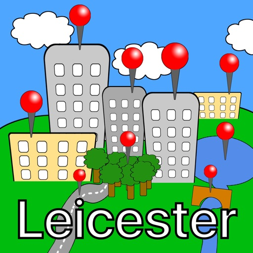 Leicester Wiki Guide iOS App