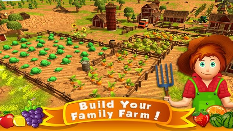 Little Farmer Simulator screenshot-3