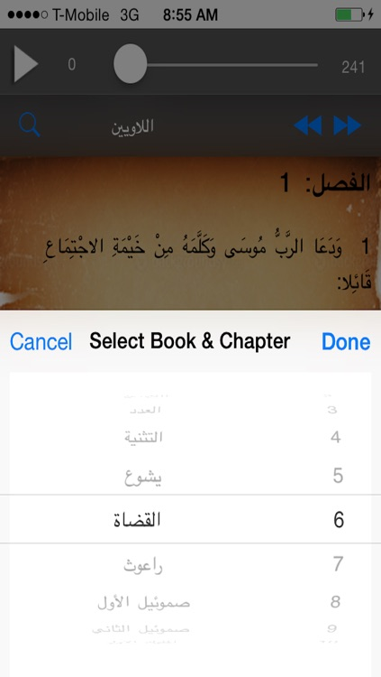 Arabic Audio Bible