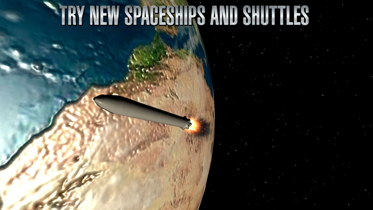 Space Shuttle Simulator 3D Full screenshot-3