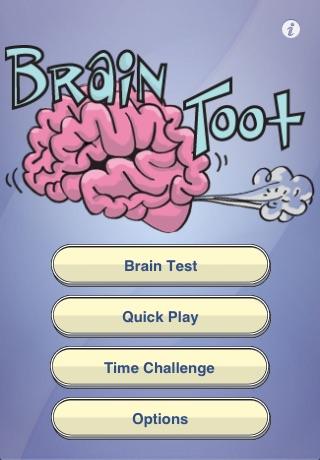 Brain Toot screenshot 1