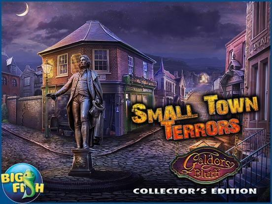 Small Town Terrors: Galdor's Bluff HD - A Magical Hidden Object Mystery (Full)