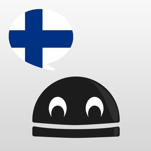 LearnBots Finnish - Verbs + Pronunciation by a Native Speaker!