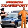 Police Van Prisoner Transport