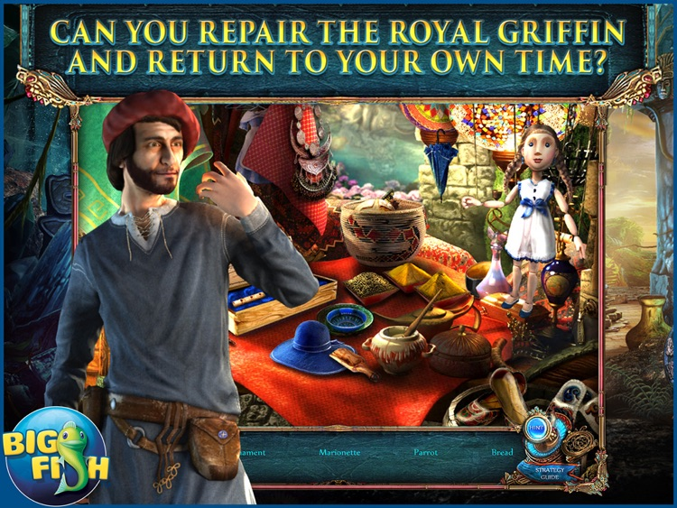 The Secret Order: Beyond Time HD - A Hidden Object Adventure (Full)