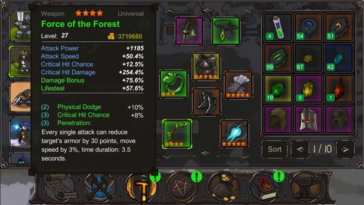 Myth Kingdom:Wrath of Gauss screenshot-3