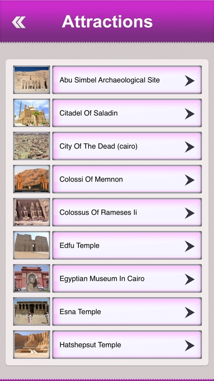 Egypt Tourist Guide